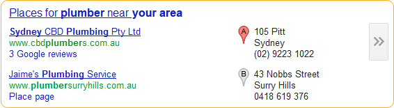 Google Business Listing & Google Maps by Smart SEO