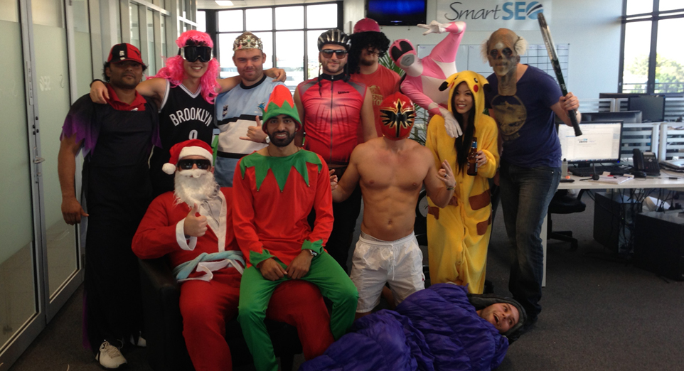 The Smart SEO Company performs the Harlem Shake in Sydney